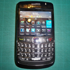 Vand/Schimb BlackBerry 9780 Bold - Telefon mobil Blackberry 9780, Negru, Neblocat