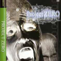Jocuri Xbox Altele, Actiune, 18+, Single player - JOC XBOX clasic PROJECT ZERO ORIGINAL PAL / STOC REAL / by DARK WADDER