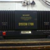 Amplificator audio, peste 200W - Vand Amplificator SHARP 2x120Watts