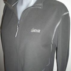 Bluza / hanorac Esprit cu fermoar, marime XL; impecabila. - Bluza dama Esprit, Culoare: Din imagine, Maneca lunga, Poliester