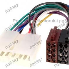 Cablu ISO Daewoo, adaptor ISO Daewoo, 4Car Media-000093 - Conectica auto