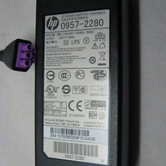 20.Alimentator Incarcator Imprimanta HP 32V 750mA 0957 - 2280 + Cablu Alimentare