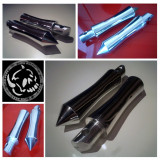 Scarite Moto ( footpegs )  by Darkflames Customs ( Chopper Cruiser Bobber etc )