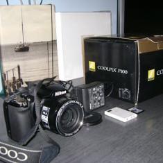 Aparat Foto compact Nikon, Bridge, Sub 5 Mpx, Peste 20x, 2.5 inch - Vand Aparat foto digital nikon coolpix p100
