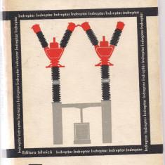 Carti de stiinta - 10A(362) Bercu Herscovici-APARATE ELECTRICE DE INALTA TENSIUNE-indreptar