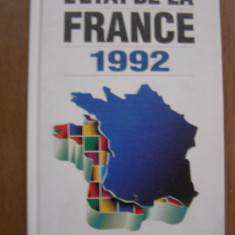 L`Etat de la France 1992 (lb. franceza) Altele