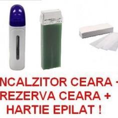 Ceara epilare - APARAT EPILAT / INCALZITOR CEARA / KIT EPILAT / SET EPILARE / APARAT INCALZIT