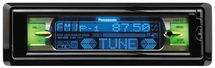 Скачать бесплатно инструкцию для автомагнитолы Panasonic CQ-C8100N.