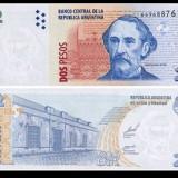 Argentina 2 pesos 2002