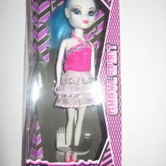 Papusa Monster High, 17 cm, model 4
