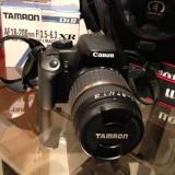 Camera foto digitala dslr Canon, 10.1 MP, Senzor imagine CMOS, Kit (cu obiectiv), 10 Mpx