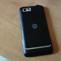Motorola Motoluxe Black - Telefon Motorola, Negru, Neblocat