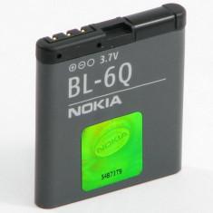 Baterie telefon, Li-ion - BATERII ORIGINALE NOKIA 6700 CLASSIC/GOLD(BL-6Q) 970 mAh Li-Ion