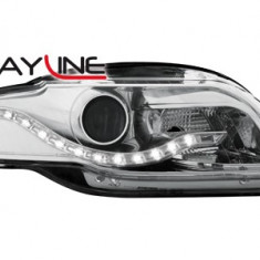 Faruri tuning - FARURI DAYLINE AUDI A4 B7 04-08 CHROM - SWA08EGX