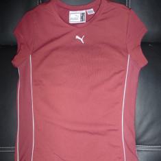 Tricou Puma cu plasa laterala; marime S (36): 39 cm bust, 50 cm lungime; ca nou - Tricou dama Puma, Culoare: Din imagine