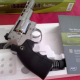 "Pistol airsoft Dan Wesson 4"" cu CO2 - Arma Airsoft Asg - Danemarca"