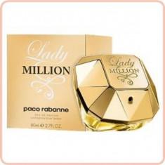 PARFUM Lady Million - Parfum femeie Paco Rabanne, 80 ml