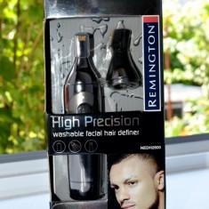 Remington High Precision washable facial hair definer TITANIUM - Aparat de Tuns