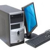 Sisteme desktop cu monitor, AMD Athlon 64, 2 GB, 200-499 GB, BenQ - Sistem complet