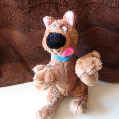 Jucarie de plus Scooby Doo ~ 13 x 28 cm - Figurina Animale Altele