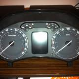 Ceas Auto - Vand ceasuri de bord cu maxi dot Skoda Octavia 2 motor 1.6 benzina