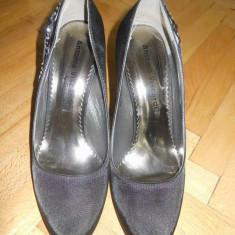 Vand pantofi de ocazie - Pantof dama Benvenuti, Marime: 37, Culoare: Negru, Negru