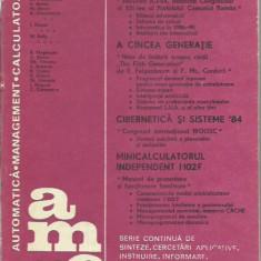 INFORMATICA SI TEHNICA DE CALCUL IN ROMANIA,