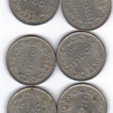 Monede 100 lei Mihai I anii 1943/1944 - Moneda Romania