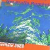 Geografia Romaniei - antrenament pentru examene capacitate 2003 - Carte Geografie