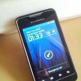 Telefon Motorola - Motorola Motosmart Titanium Android