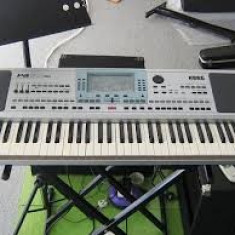 Orga - Korg Pa 50 SD impecabila husa, suport si set superb de ritmuri
