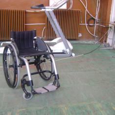 Carut pt personalele cu dizabilitati activ de strada - Scaun cu rotile