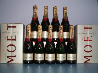 Sampanie Moet Chandon Brut Imperial foto