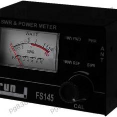 Antena Auto - Aparat de măsură SWR; Interval:1, 5÷150MHz, 10W/100W - 001245