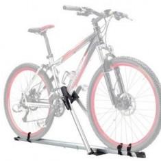 Suport Auto Biciclete - Suport Bicicleta Aluminiu cu Sistem Incuiere Green Valley pentru Bare Transversale Portbagaj Auto