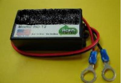 Dispozitiv Desulfator Reconditionare Acumulatori Baterii Auto Moto Solare plumb-acid foto