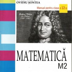 MATEMATICA M2- MANUAL PT CLASA A XII A de EUGEN RADU ED. ALL - Manual scolar all, Clasa 12