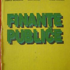 Iulian Vacarel (coord) - Finante publice - Carte despre fiscalitate Altele