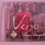 Vand cd Verso-Vreau Dragoste-original