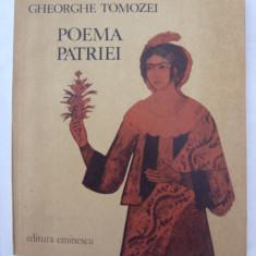 Carte poezie - Poema patriei