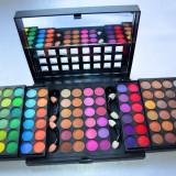 Trusa machiaj make up profesionala 96 culori fard ochi MAC - Trusa make up Mac Cosmetics