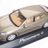 Minichamps Porsche Panamera 4 dealer edition 1:43 - Macheta auto
