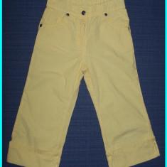 Haine Copii 4 - 6 ani, Pantaloni, Fete - IMPECABILI _ Pantaloni ¾, bumbac, de calitate, C&A Palomino _ fetite | 5 - 6 ani