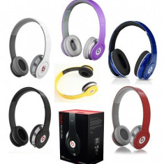 Casti Monster Beats Solo by Dr. Dre, fir detasabil Lichidare stoc