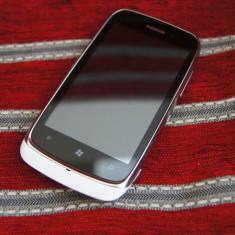 Telefon mobil Nokia Lumia 610, Alb, Neblocat - Nokia 610