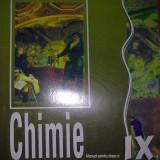 """Luminita Ursea - Chimie manual clasa a IX a """"4325"""" - Manual scolar, Clasa 9"""