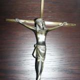 Cruce - Crucifx bronz dimensiuni mari