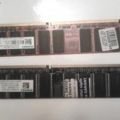 Memorie RAM Kingmaxi 256/512 mb DDR1 si DDR2, 400 mhz