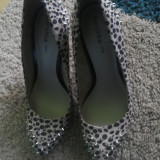 Pantofi dama, Marime: 37, Din imagine - Vand Pantofi Bershka marimea 37