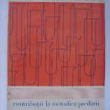 Carte Chimie - Francisc Makkay, George Murgu - Contributii la metodica predarii chimiei (1974)